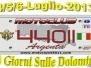 04-05-06 Luglio 2013 - 3 Giorni sulle Dolomiti