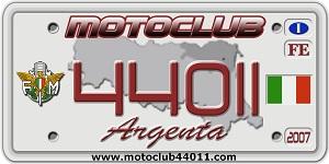 CONTINUANO I MERCOLEDI' con il MOTOCLUB44011 al Bar BOCCIOFILA