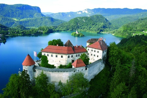 6-7 Settembre Lago Bled e Weissense